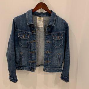 J.Crew Women's Denim Jacket
